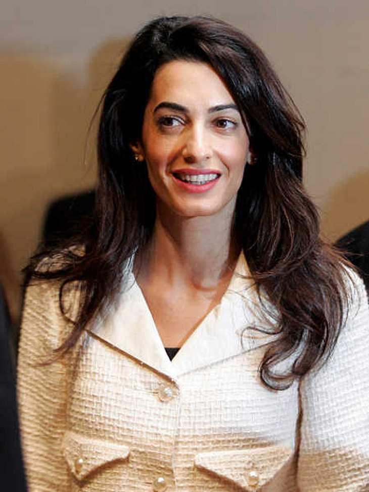 Babygerücht: Ist Amal Clooney schwanger?