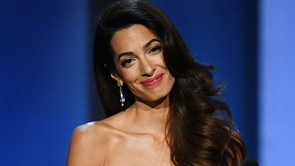 Klau den Look von Amal Clooney! - Foto: Getty Images