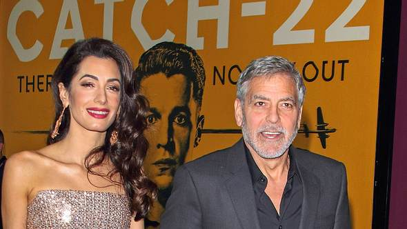 Amal George Clooney - Foto: imago images / APress