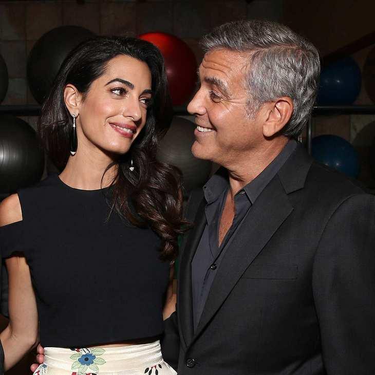 Amal und George Clooney: Mama Clooney verrät Baby-Geschlecht!