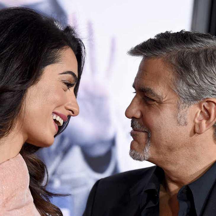 Amal und George Clooney: Kaufen sie schon Baby-Möbel?