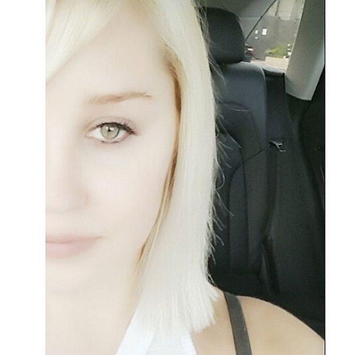 Amanda Bynes zeigt ihre neue Frisur