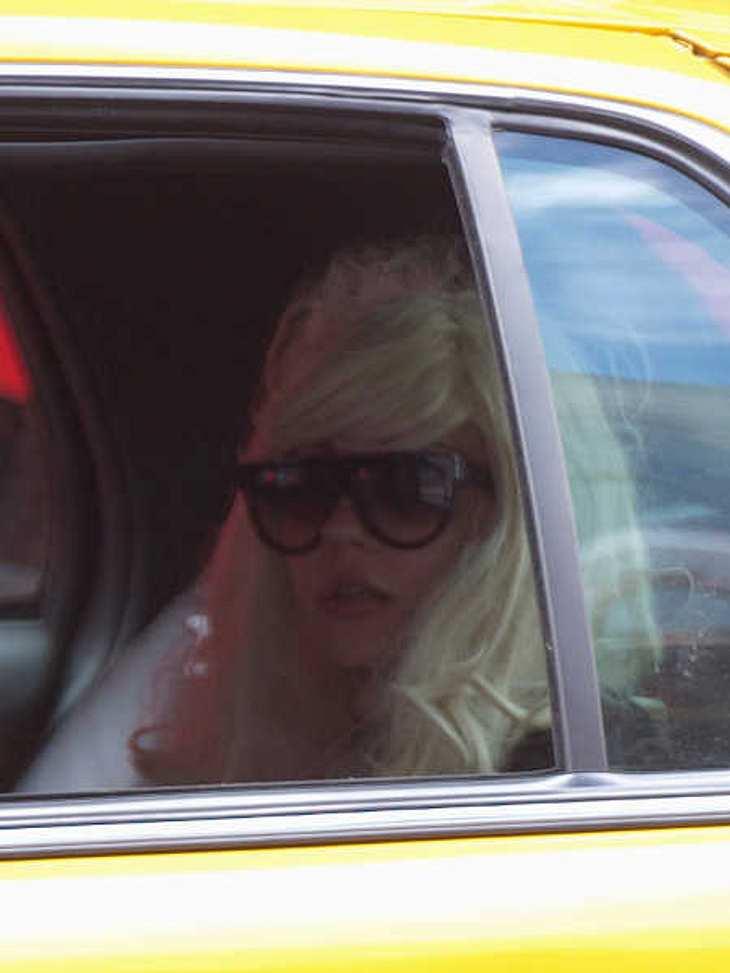 Amanda Bynes ist erneut abgestürzt