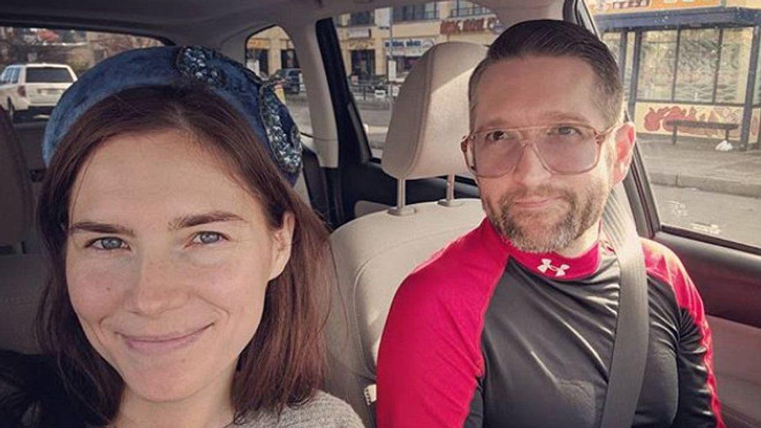 Amanda Knox ist verlobt