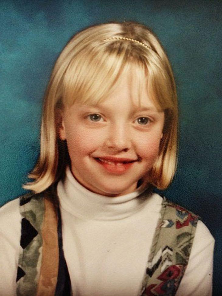 Amanda Seyfried als Kind
