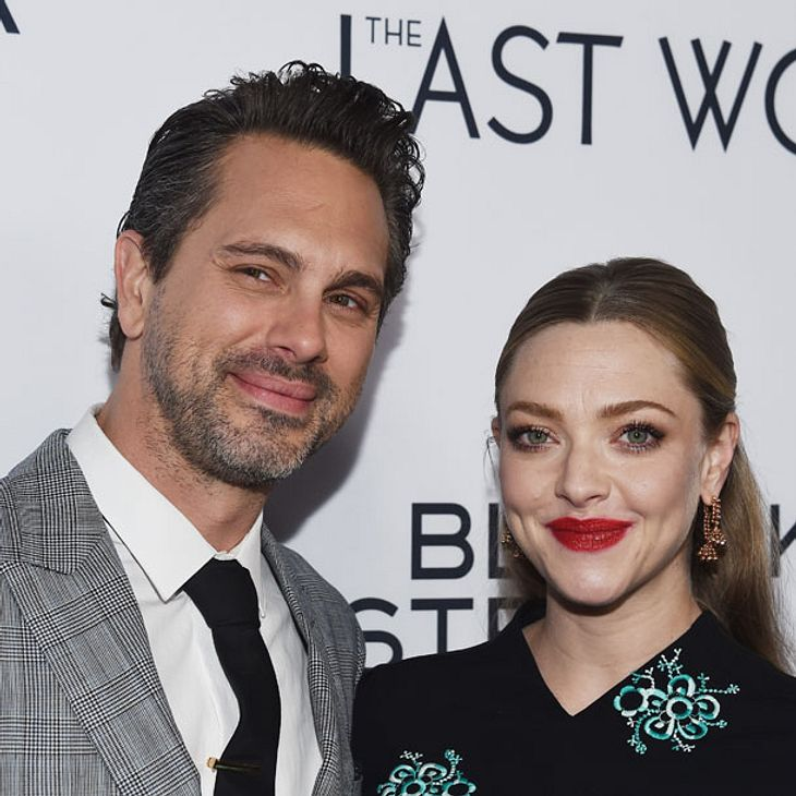 Amanda Seyfried hat geheiratet!