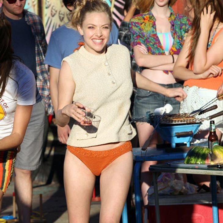 """Amanda Seyfried im luftigen """"Unten-Ohne""""-Outfit"""