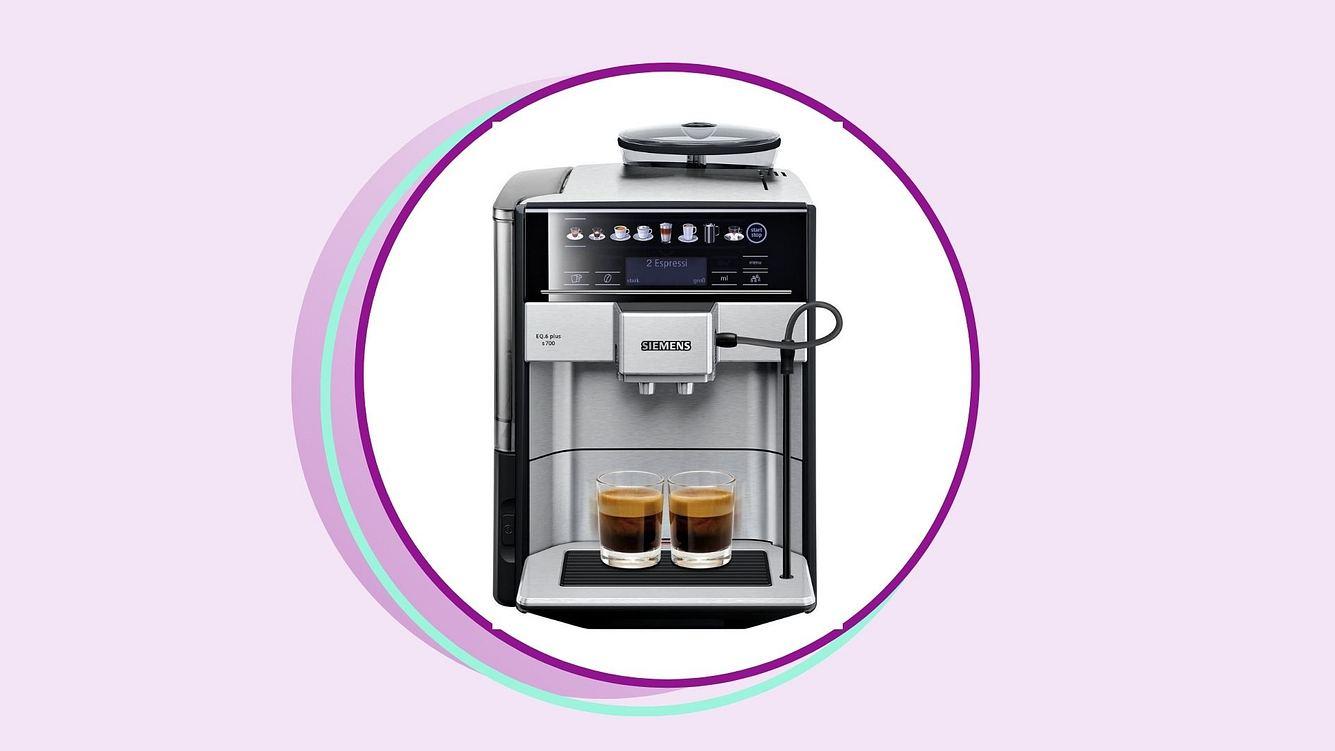 Kaffeevollautomat von Siemens beim Amazon Prime Day