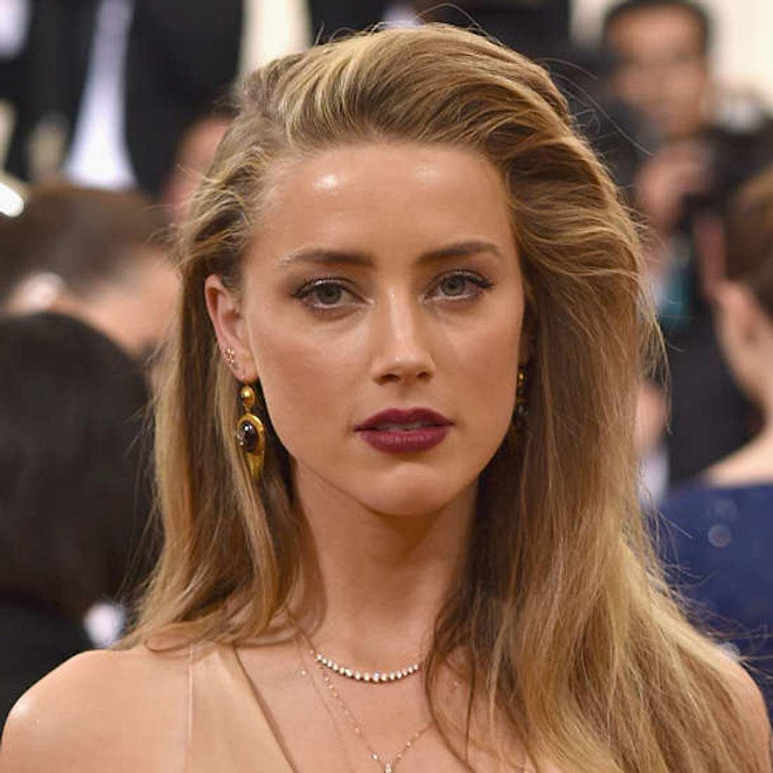Amber Heard abgenommen
