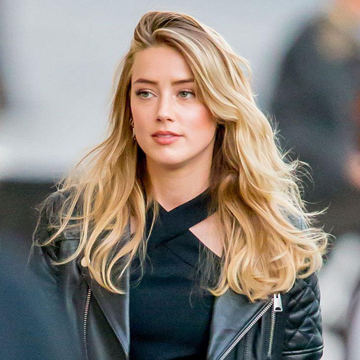 Amber Heard hat das schönste Gesicht der Promi-Welt