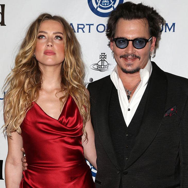 Johnny Depp und Amber Heard sind geschieden!