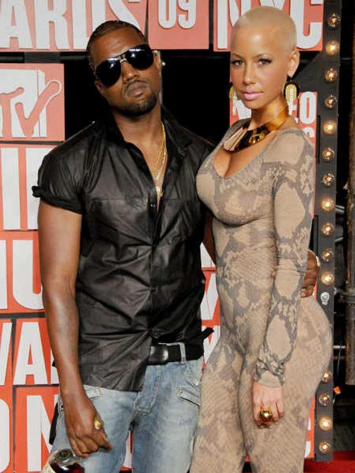 Kanye kann Amber nicht gehen lassen