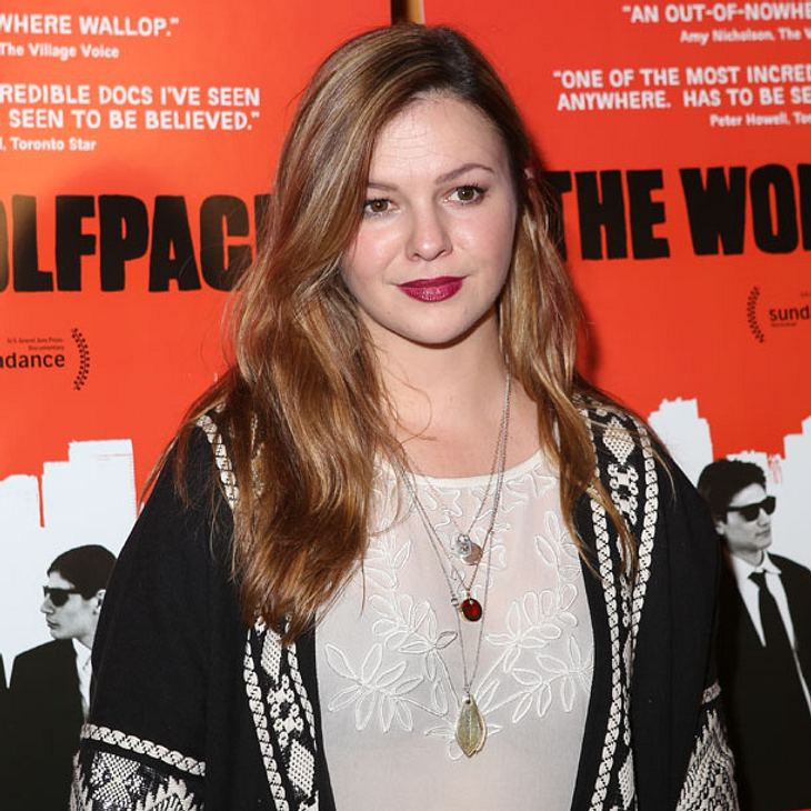 """Two and a half man""-Star Amber Tamblyn ist schwanger"