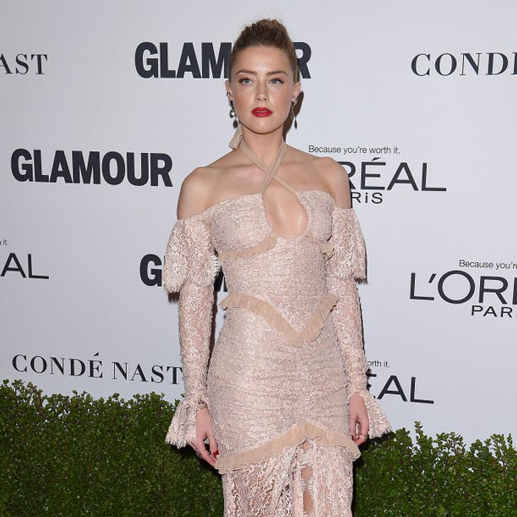 Amber Heard spricht über ihre schlimmen Erfahrungen