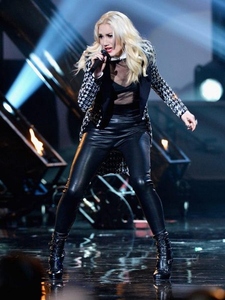 """""""American Music Awards 2012""""Auch Gwen Stefani rockte mit """"No Doubt"""" über die Bühne."""