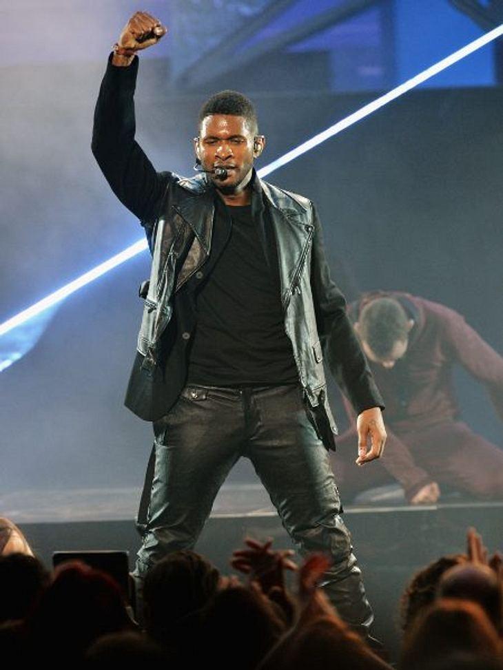 """American Music Awards 2012""Genau wie Usher."