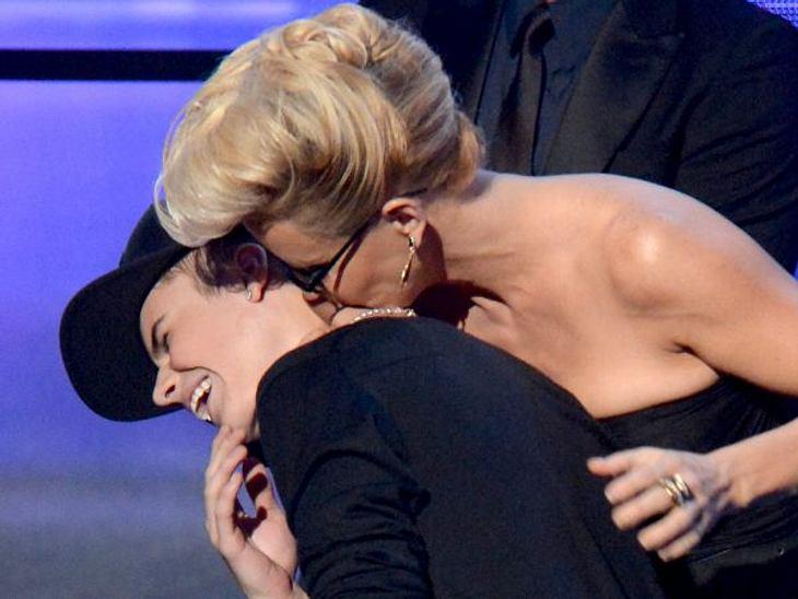 """American Music Awards 2012""Hätte glatt eine Szene aus ""Twilight"" sein können."