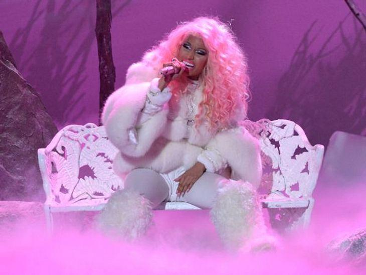 """""""American Music Awards 2012""""Nicki Minaj war die Abräumerin der """"American Music Awards 2012"""". Sie konnte wie Justin Bieber gleich zwei Preise einheimsen."""