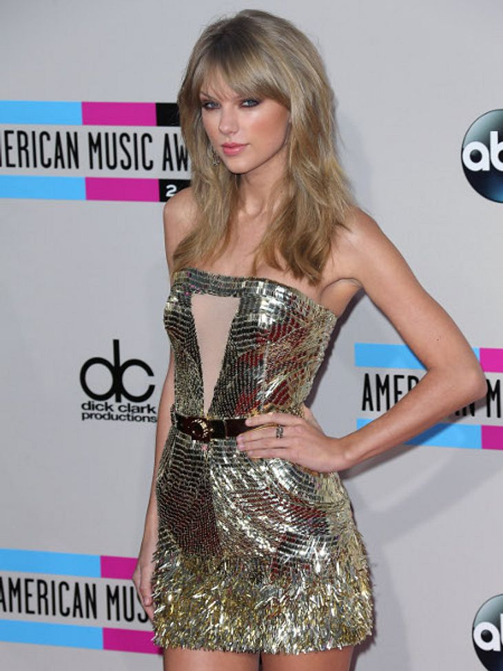 American Music Awards: Taylor Swift räumte wieder ab!