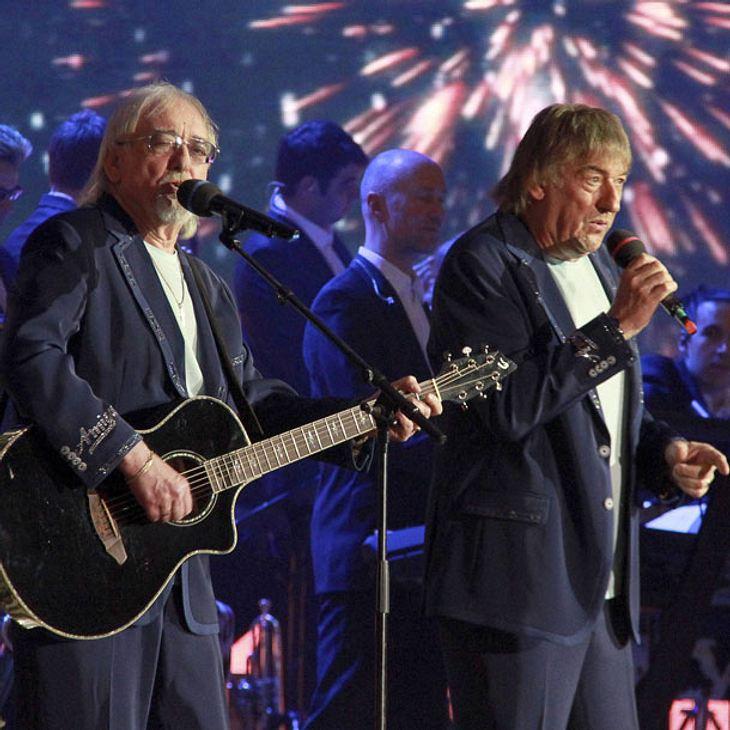 """Schlager-Schock: """"Die Amigos"""" machen Schluss!"""