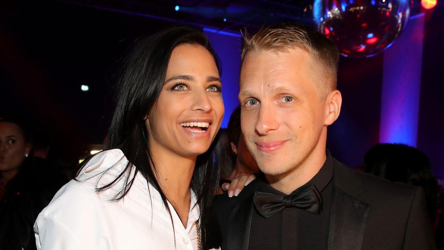 Oliver Pocher und Frau Amira Pocher
