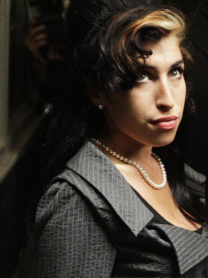 Amy Winehouse' Tod löst bei vielen Stars tiefe Trauer aus