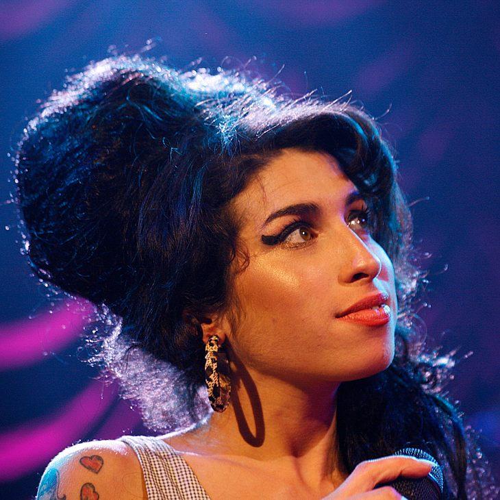 Das Leben von Amy Winehouse soll verfilmt werden
