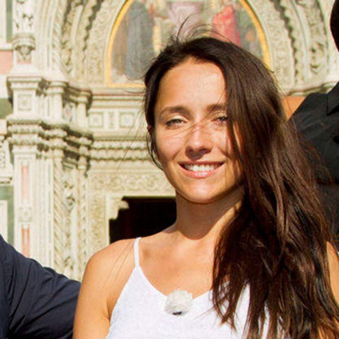 """Anastasiya hat nach """"Catch the Millionaire"""" noch Hoffnung, das Herz von Dennis Uitz zu erobern."""