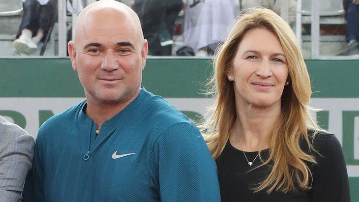 Andre Agassi & Steffi Graf: Bringt diese Frau ihre Ehe in Gefahr?