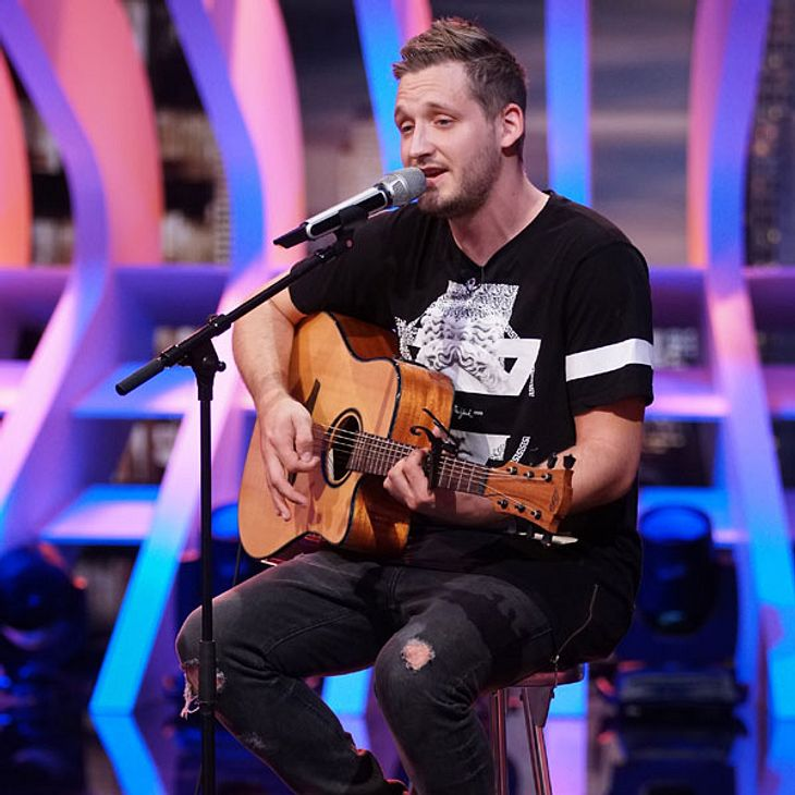 "Andre Roszewicz war bei ""Rising Star"" dabei"