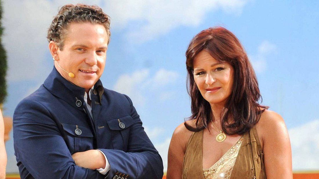 Stefan Mross und Andrea Berg