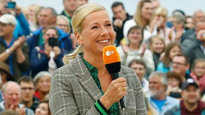 Andrea Kiewel - Foto: ZDF/ Ralph Orlowski