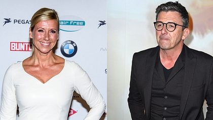 Hans Sigl & Andrea Kiewel - Foto: Getty Images