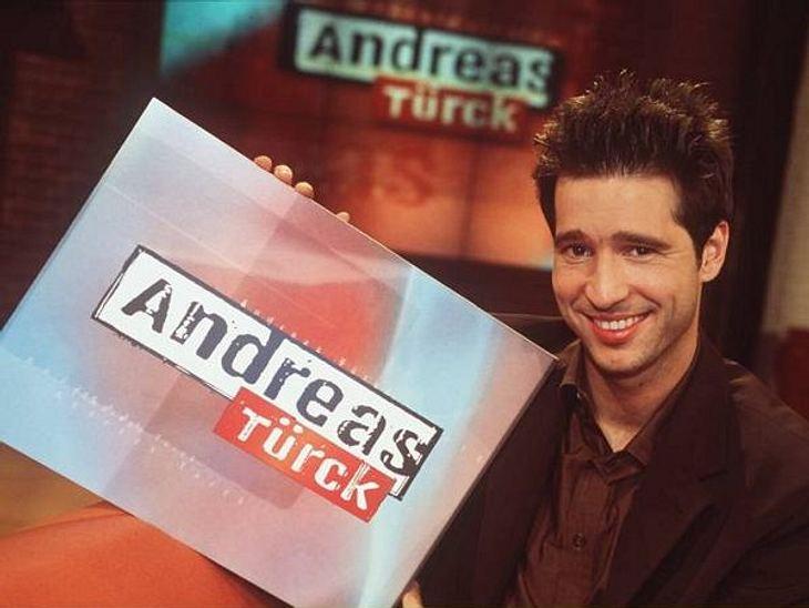 """Die Talkshow-Moderatoren der 90erVon 1998 bis 2002 gesellte sich Andreas Türck in die bereits sehr angewachsene Gemeinde der Nachmittags-Talker. Im Anschluss an seine Talkshow wurde Andreas Türck Moderator bei der """"McChartShow"""". 2"""