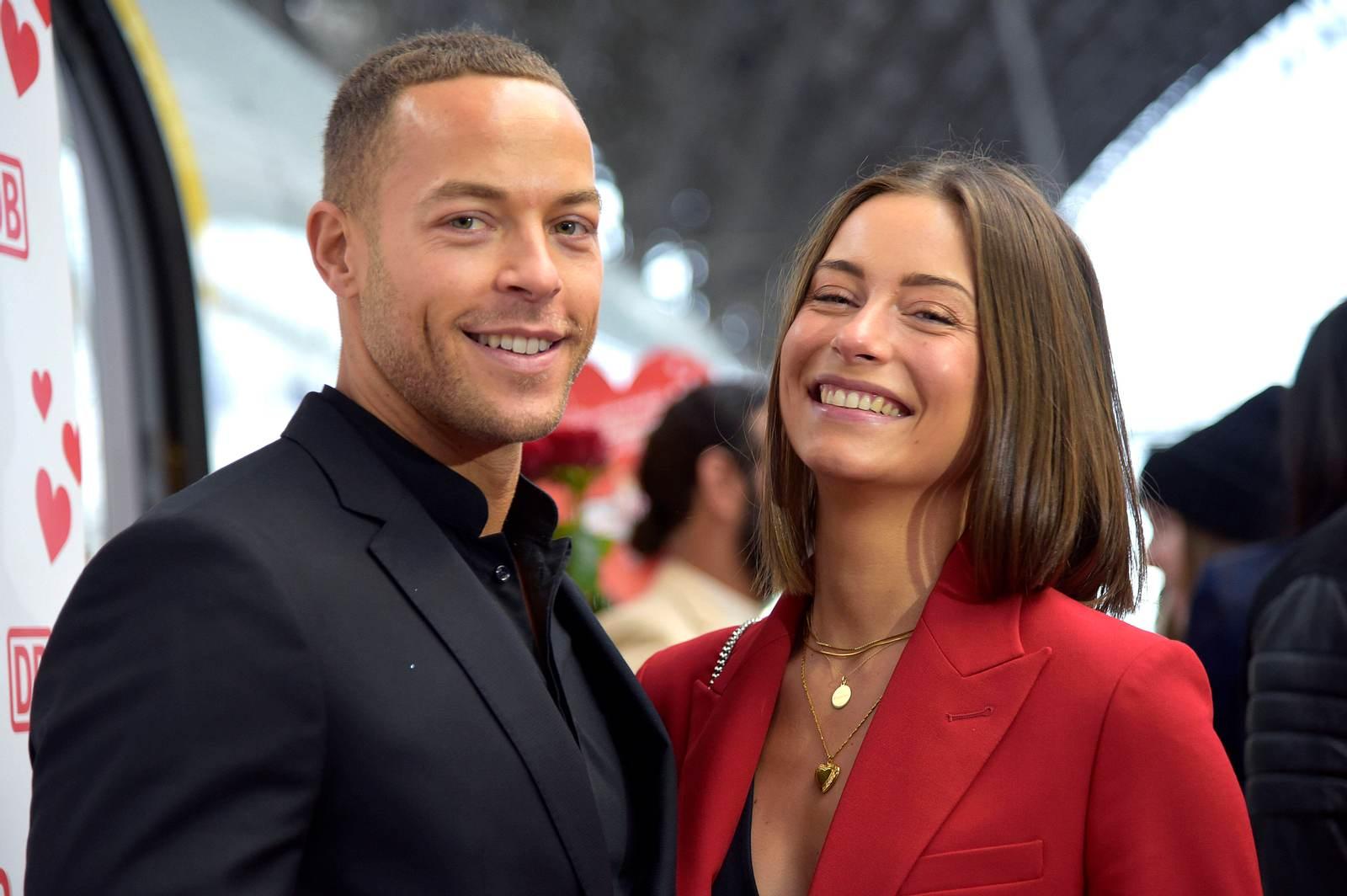 Andrej Mangold und Jenny Lange: Liebes-Comeback aus einem süßen Grund