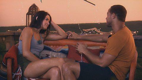 Andrej Mangold und Claudia - Foto: TV NOW