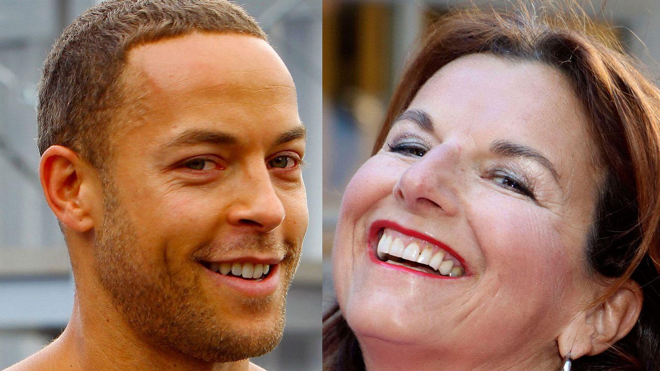 Andrej Mangold und Claudia Obert