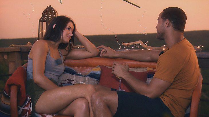 Andrej Mangold und Claudia