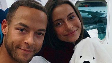 Andrej Mangold und Jenny Lange - Foto: Instagram/ dregold