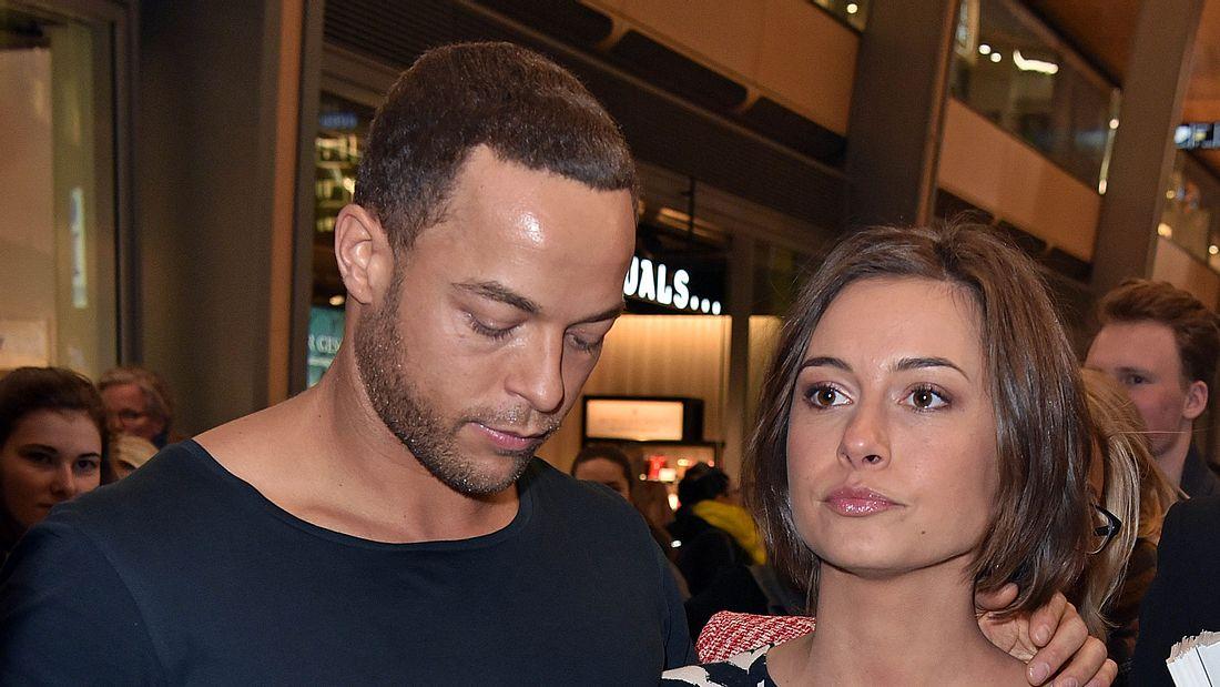 Fieser Angriff auf Andrej Mangolds Freundin Jenny Lange