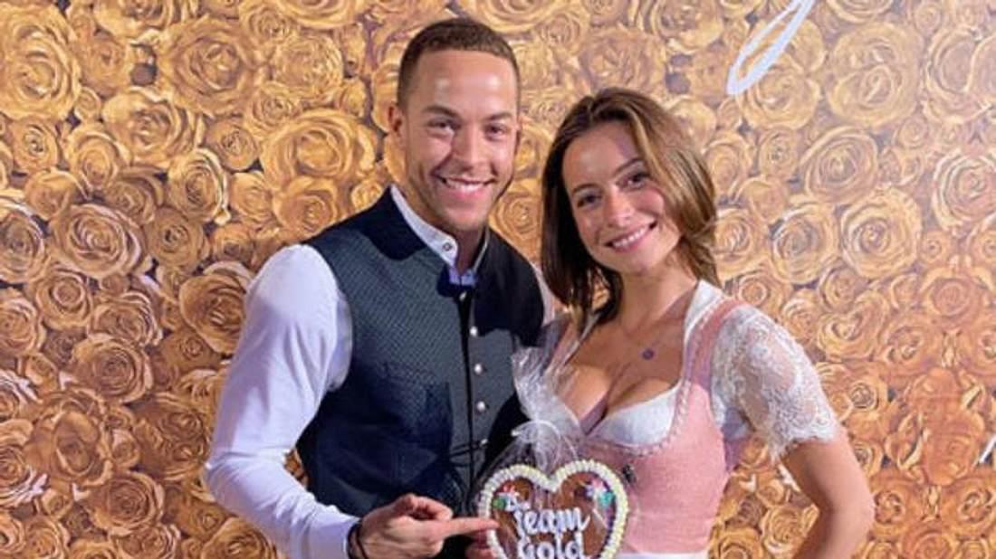 Andrej Mangold & Jenny Lange: Er spricht von Hochzeit!