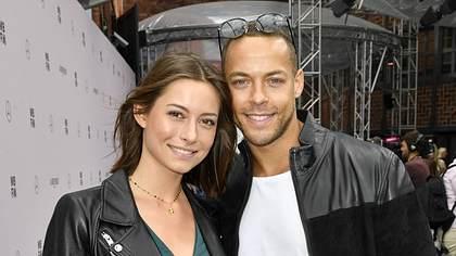 Andrej Mangold und Jenny Lange - Foto: imago