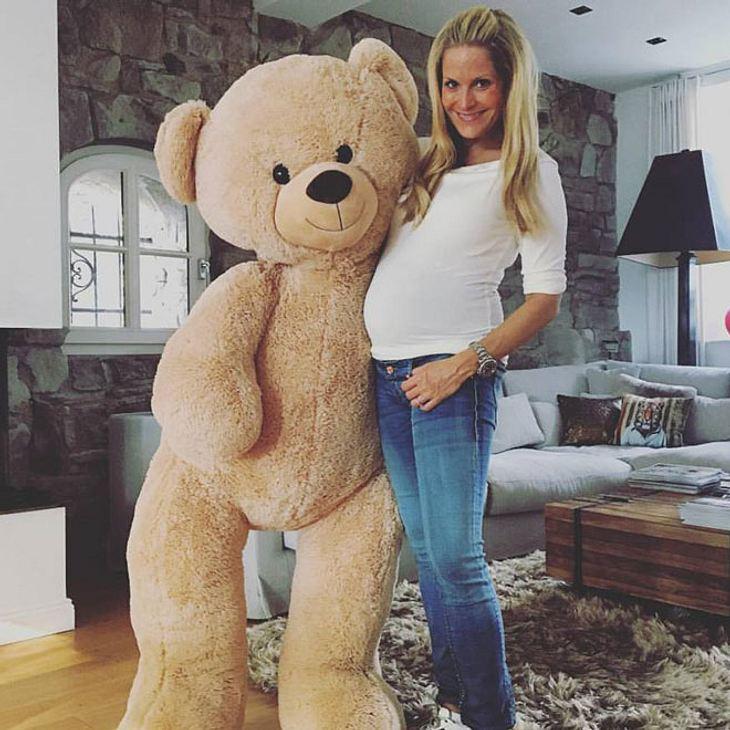 RTL-Moderatorin Angela Braun ist schwanger