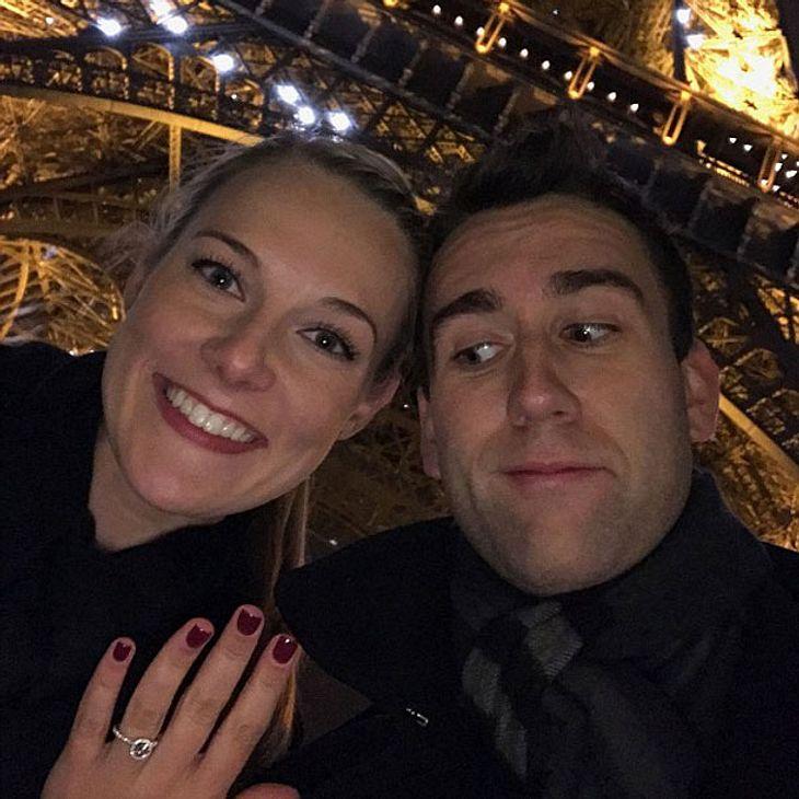 Matthew Lewis ist verlobt