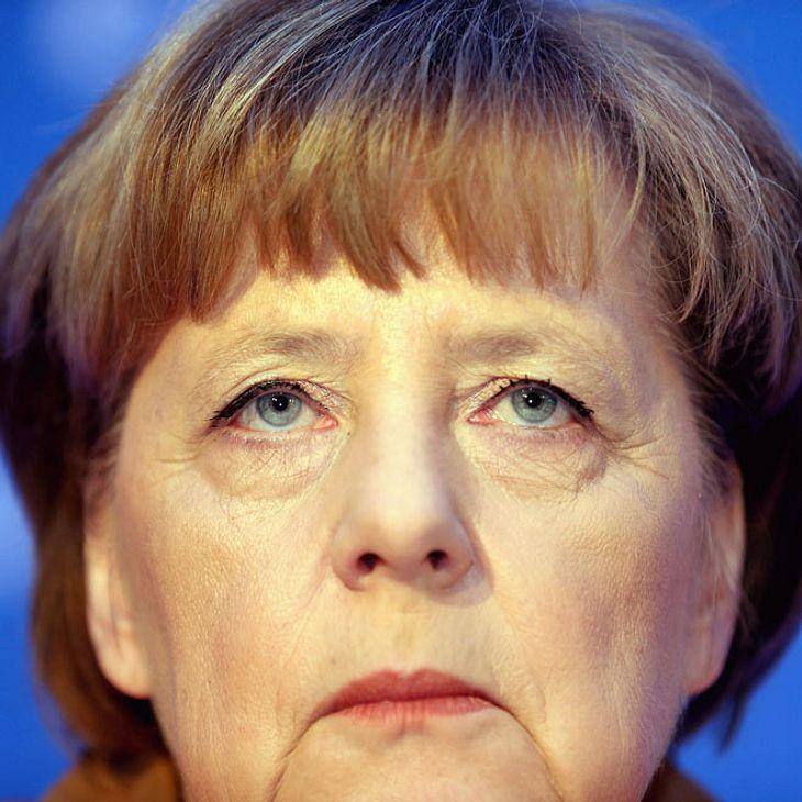 Angela Merkel: Schock-Nachricht!