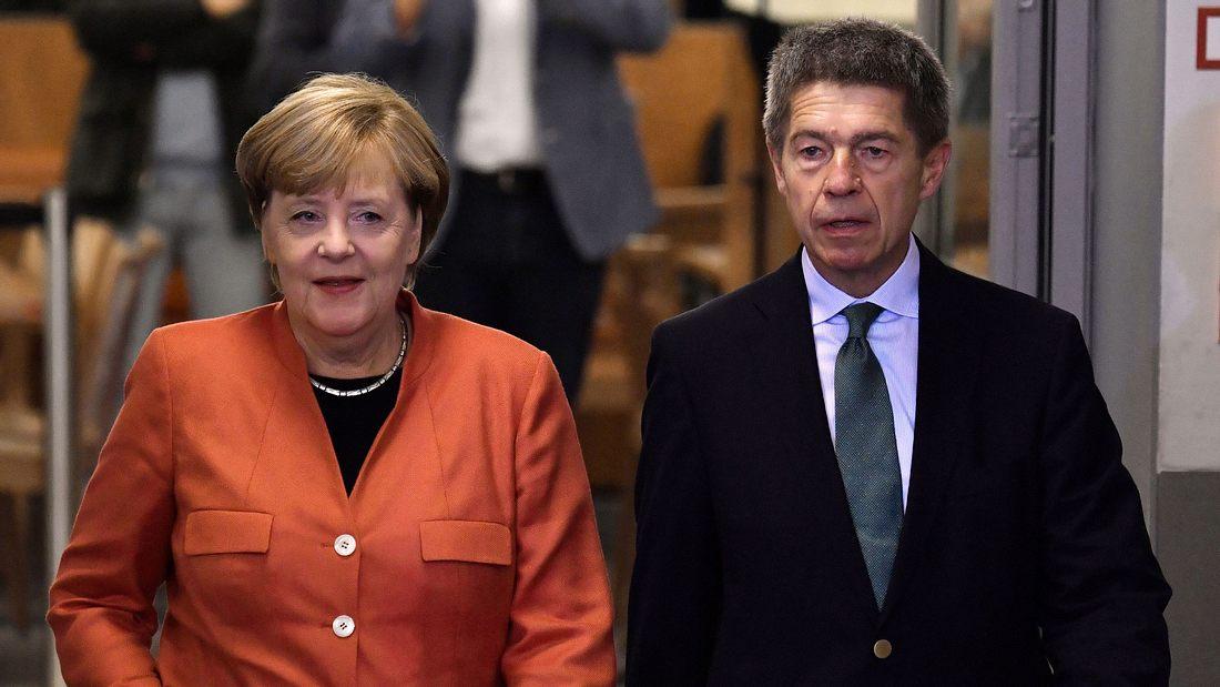 Angela Merkel: Ist ihre Ehe am Ende?