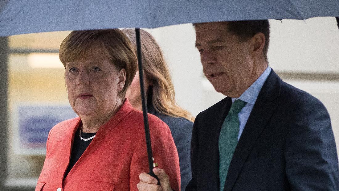 Kann Angela Merkel ihre Ehe retten?