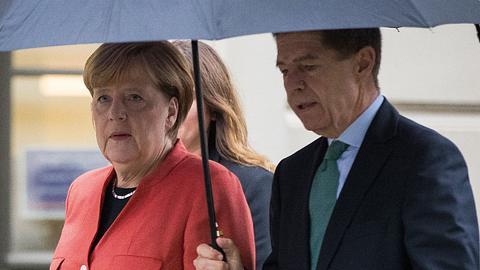 Kann Angela Merkel ihre Ehe retten? - Foto: GettyImages