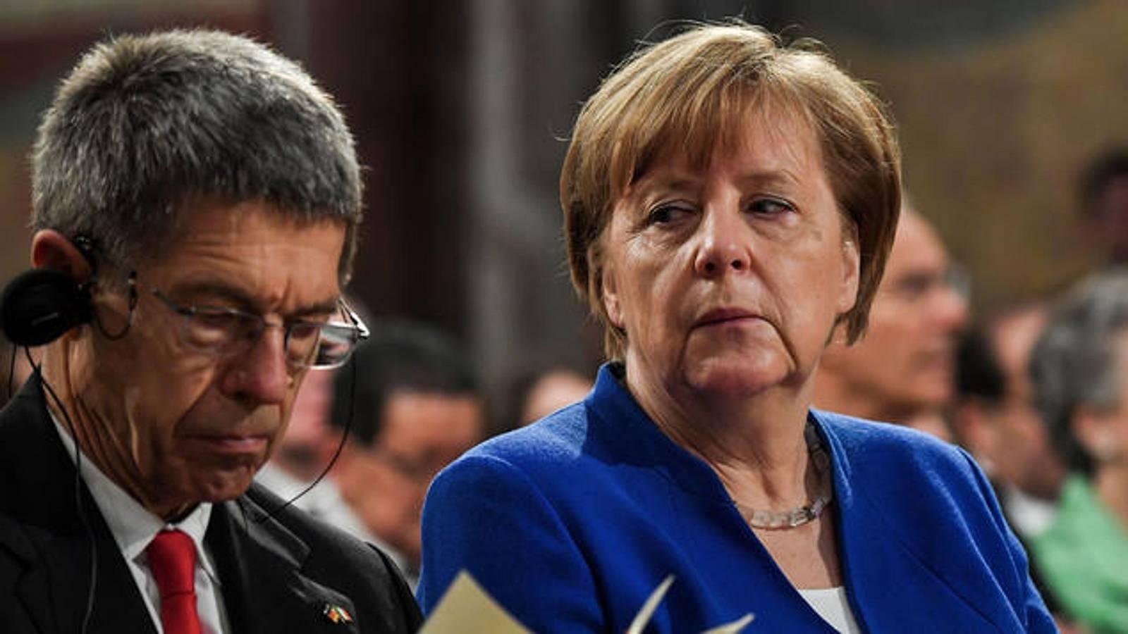 Angela Merkel und Joachim Sauer: Das traurige Geheimnis