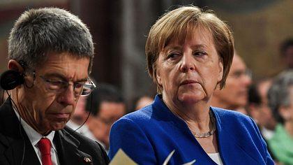 Angela Merkel: Ehe-Drama! Jetzt packt ein Freund aus - Foto: Getty Images